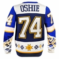 T.J. Oshie (St. Louis Blues) NHL Ugly Player Sweater