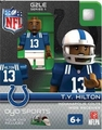 T.Y. Hilton (Indianapolis Colts) NFL OYO G2 Sportstoys Minifigures