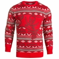 Tampa Bay Buccaneers NFL 2016 Aztec Ugly Crew Neck Sweaters by Forever Collectibles