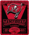 Tampa Bay Buccaneers NFL Fleece Throw Blanket