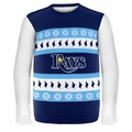 Tampa Bay Rays MLB Ugly Sweater Wordmark