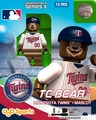 TC Bear Mascot (Minnesota Twins) MLB OYO Sportstoys Minifigures G4LE