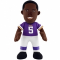 "Teddy Bridgewater (Minnesota Vikings) 10"" NFL Player Plush Bleacher Creatures"