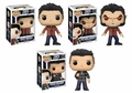 Teen Wolf Complete Set (3) Funko Pop!