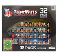 TeenyMates NFL Quarterback Set