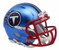 Tennessee Titans Riddell Blaze Alternate Speed Mini Helmet