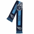 Tennessee Titans 2016 NFL Big Logo Scarf By Forever Collectibles