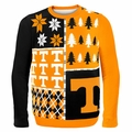 Tennessee Ugly College Sweater BusyBlock