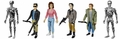 Terminator (Set of 6) ReAction 3 3/4-Inch Retro Action Figure