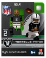 Terrelle Pryor (Oakland Raiders) NFL OYO Sportstoys Minifigures