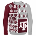 Texas A&M Ugly College Sweater BusyBlock
