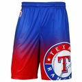 Texas Rangers MLB 2016 Gradient Polyester Shorts By Forever Collectibles