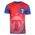 Texas Rangers MLB Cotton/Poly Pocket Tee