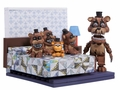 The Bed (Five Nights At Freddy's) Office Small Set McFarlane Construction Set
