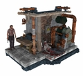 The Boiler Room (The Walking Dead TV) McFarlane Building Set