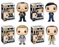 The Godfather Complete Set (4) Funko Pop!