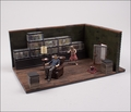 The Governor's Room (The Walking Dead TV) McFarlane Building Set