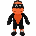 "The Oriole Bird Mascot (Baltimore Orioles) 10"" MLB Plush Bleacher Creatures"