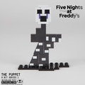 The Puppet (Five Nights at Freddy's) Series 1 8-Bit Buildable Figure