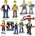 The Simpsons 25th Anniversary: Celebrity Guest Stars Series 3 NECA