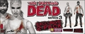 The Walking Dead (Comic Book) Series 3 McFarlane Rick Grimes & Andrea  (Bloody Black & White)  2-Pack McFarlane