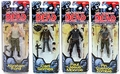 The Walking Dead (Comic Version) Series 4 Complete Set (4) McFarlane