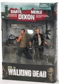 The Walking Dead TV Series 4 Merle & Daryl Dixon 2-Pack McFarlane