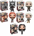 The Witcher Funko Pop! Complete Set (5)