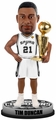Tim Duncan (San Antonio Spurs) 2014 NBA Champ Trophy Bobble Head