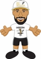 "Tim Duncan (San Antonio Spurs) 2014 NBA Champs (T-Shirt/Hat) 10"" Player Plush NBA Bleacher Creatures"