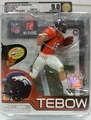 Tim Tebow (Denver Broncos) NFL Series 30 CL 485/2000 McFarlane AFA GRADED U9.0
