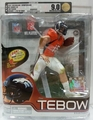 Tim Tebow (Denver Broncos) NFL Series 30 CL 707/2000 McFarlane AFA GRADED U9.0