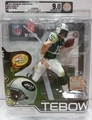 Tim Tebow (New York Jets) NFL Series 30 McFarlane AFA GRADED U9.0