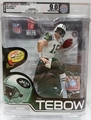 Tim Tebow (New York Jets) NFL Series 31 McFarlane AFA GRADED U9.0