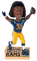 Todd Gurley (Los Angeles Rams) Newspaper Base NFL Bobble Head Exclusive