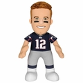 "Tom Brady (New England Patriots) 10"" Player Plush Bleacher Creatures"