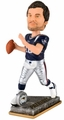 Tom Brady (New England Patriots) 2015 Springy Logo Action Bobble Head Forever Collectibles