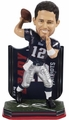 Tom Brady (New England Patriots) 2016 NFL Name and Number Bobblehead Forever Collectibles