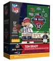 Tom Brady (New England Patriots) 5X Super Bowl Champion Set (6)