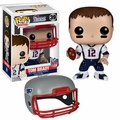 Tom Brady (New England Patriots) NFL Funko Pop! Series 2