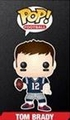 Tom Brady (New England Patriots) NFL Funko Pop!