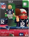 Tom Brady (New England Patriots) NFL OYO G2 Sportstoys Minifigures