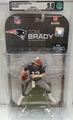 Tom Brady (New England Patriots) NFL Series 18 McFarlane AFA Graded 9.0