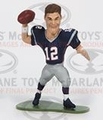 Tom Brady (New England Patriots) NFL smALL PROs Series 3 McFarlane