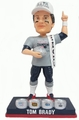 Tom Brady (New England Patriots) Super Bowl XLIX Champ T-Shirt/Hat 4X Ring Base Exclusive #/500 NFL Bobble Head Forever Collectibles