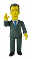 "Tom Hanks (The Simpsons 25th Anniversary) 5"" Action Figure Series 1 NECA"