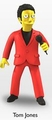 "Tom Jones (The Simpsons 25th Anniversary) 5"" Action Figure Series 4 NECA"