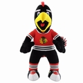 "Tommy Hawk (Mascot) (Chicago Blackhawks) 14"" NHL Player Plush Bleacher Creatures"
