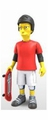 "Tony Hawk (The Simpsons 25th Anniversary) 5"" Action Figure Series 2 NECA"