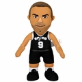"Tony Parker (San Antonio Spurs) 10"" Player Plush NBA Bleacher Creatures"
